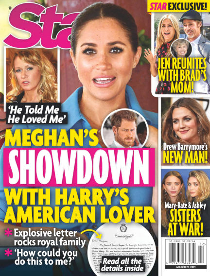 Star (US) March 15, 2019 00:00