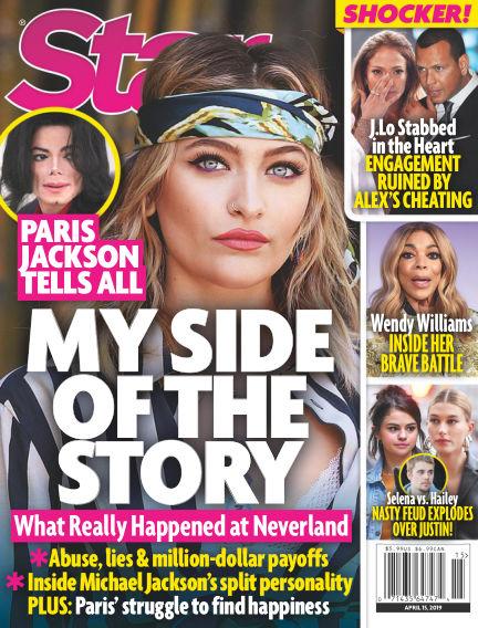 Star (US) April 05, 2019 00:00