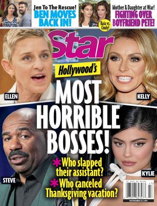 Star Nov 25 2019