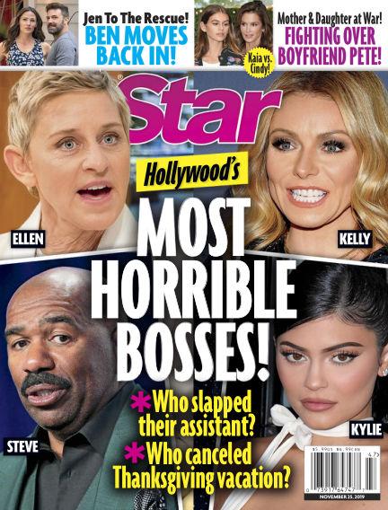 Star (US) November 15, 2019 00:00