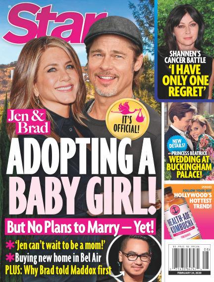 Star (US) February 14, 2020 00:00