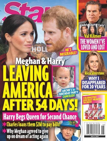 Star (US) April 24, 2020 00:00