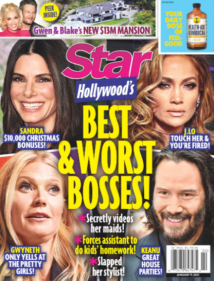 Star (US) January 01, 2021 00:00