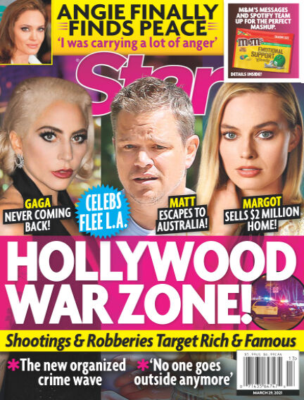 Star (US) March 19, 2021 04:00
