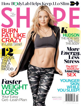 Shape March 2015