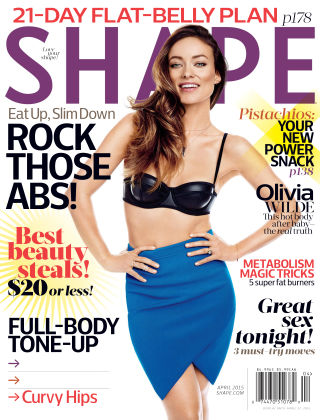 Shape April 2015