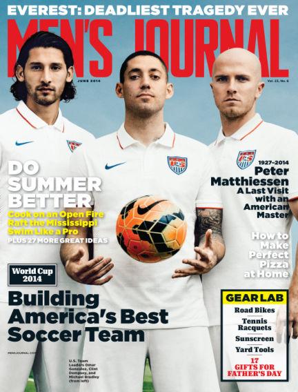Men's Journal May 23, 2014 00:00
