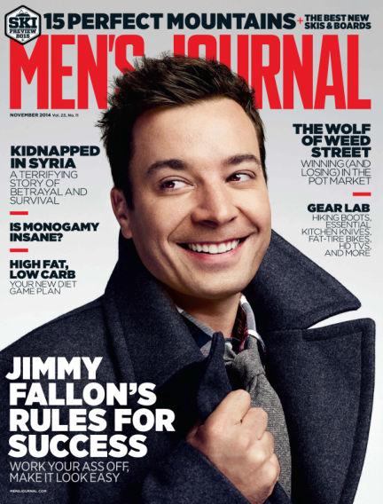 Men's Journal October 17, 2014 00:00