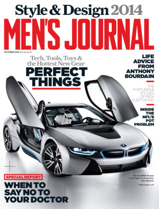 Men's Journal October 2014