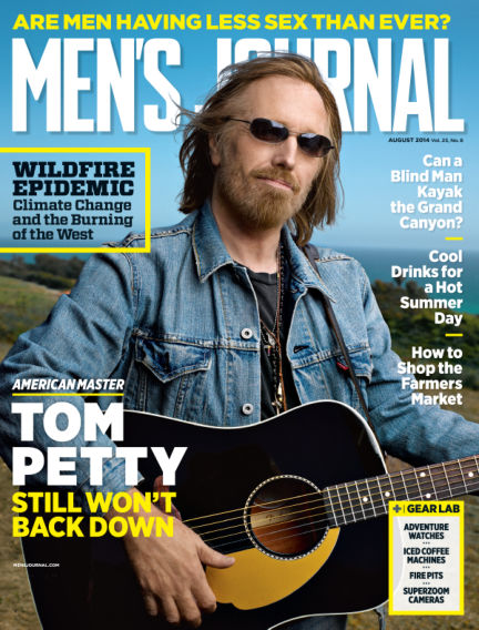 Men's Journal July 18, 2014 00:00