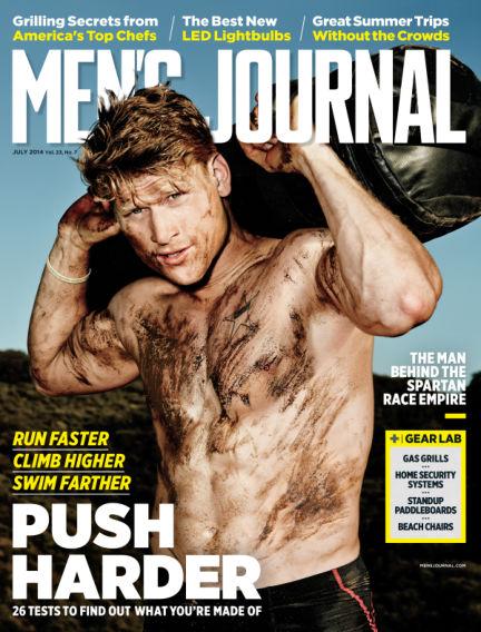 Men's Journal June 20, 2014 00:00