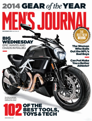 Men's Journal December 2014
