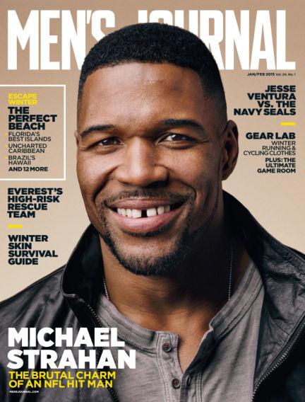 Men's Journal December 26, 2014 00:00