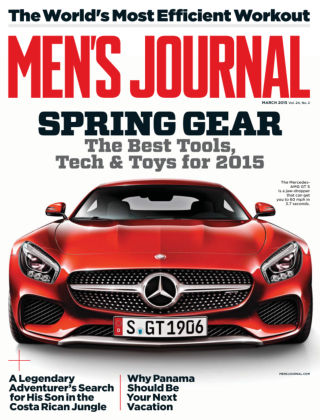 Men's Journal March 2015