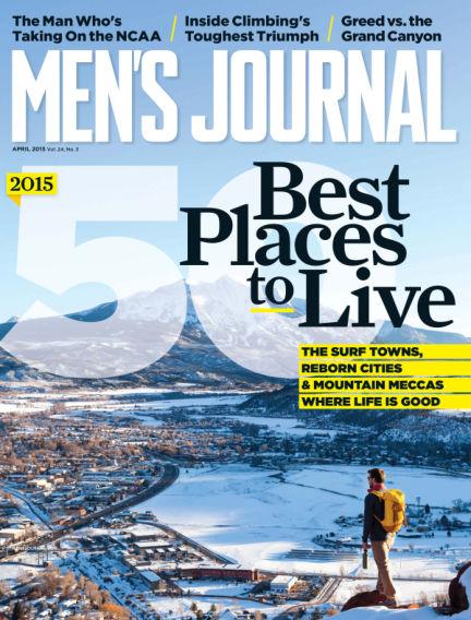Men's Journal March 13, 2015 00:00