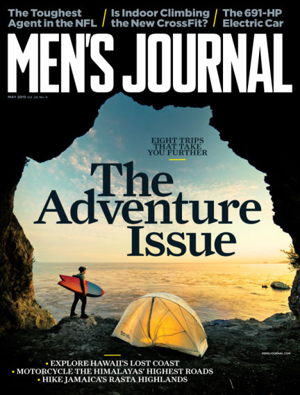 Men's Journal April 10, 2015 00:00
