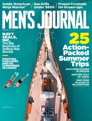 Men's Journal June 2015
