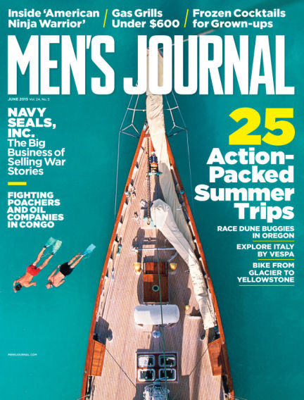 Men's Journal May 15, 2015 00:00