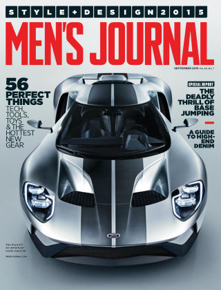 Men's Journal September 2015