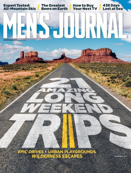 Men's Journal October 02, 2015 00:00
