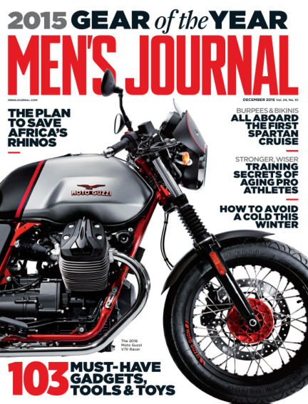 Men's Journal November 06, 2015 00:00