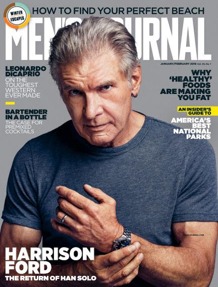 Men's Journal December 18, 2015 00:00