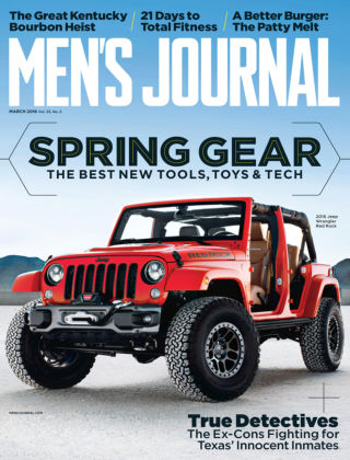Men's Journal Mar 2016