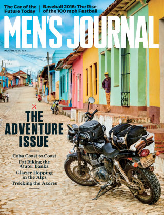Men's Journal May 2016