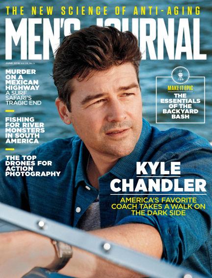 Men's Journal May 06, 2016 00:00