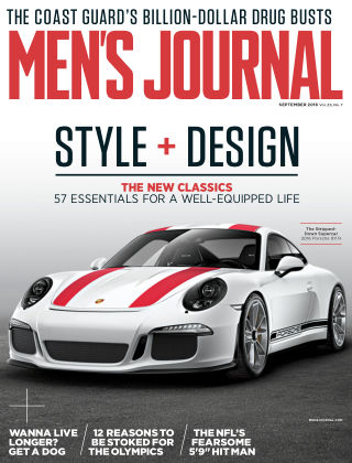 Men's Journal Sep 2016