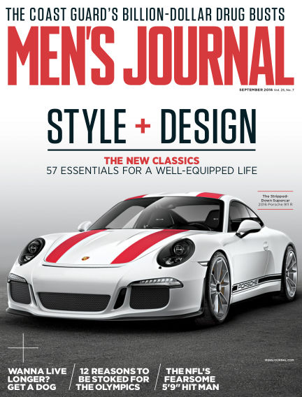 Men's Journal July 29, 2016 00:00