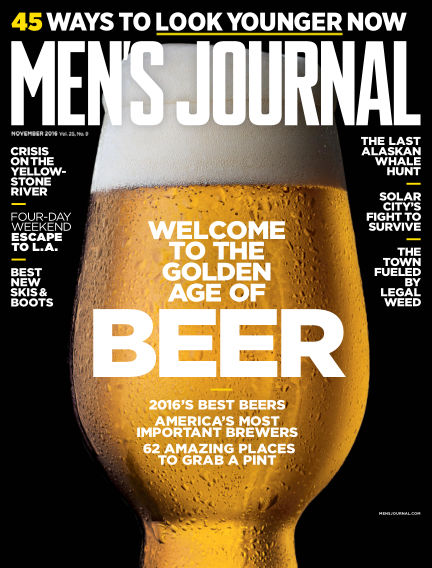 Men's Journal October 07, 2016 00:00