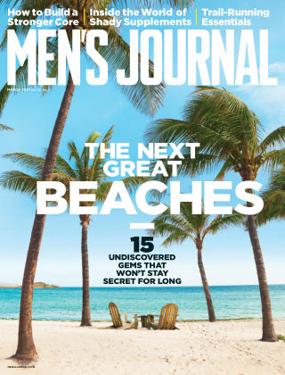 Men's Journal Mar 2017