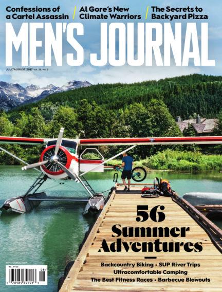 Men's Journal June 09, 2017 00:00