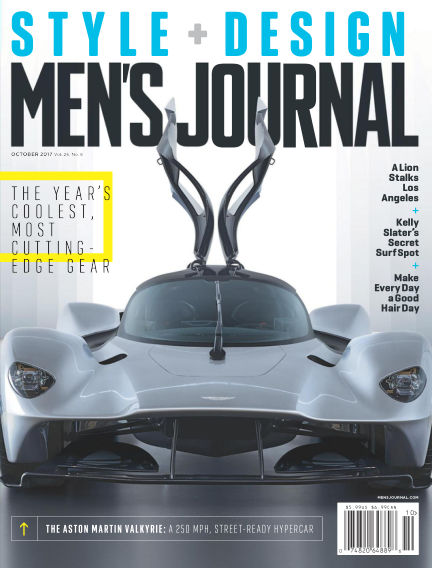 Men's Journal September 01, 2017 00:00