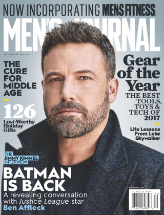 Men's Journal Dec 2017