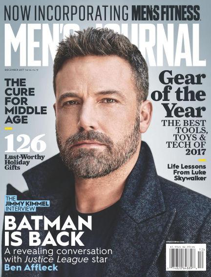 Men's Journal November 20, 2017 00:00