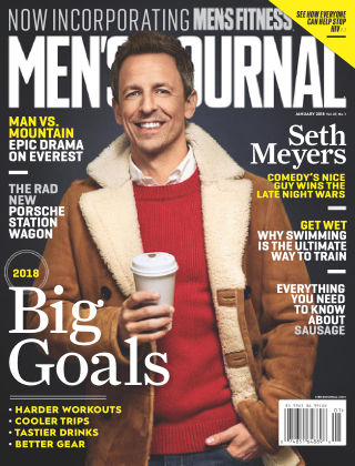 Men's Journal Jan 2018