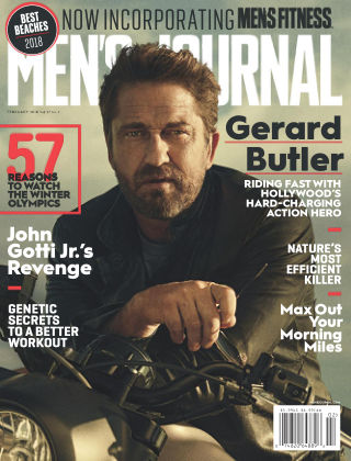 Men's Journal Feb 2018
