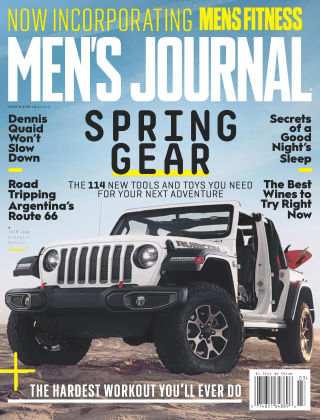 Men's Journal Mar 2018