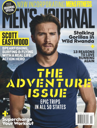 Men's Journal Apr 2018