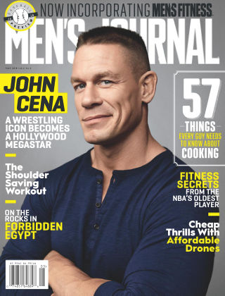 Men's Journal May 2018