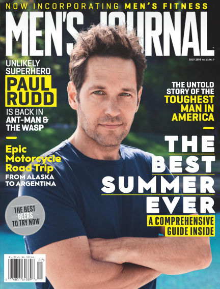 Men's Journal June 18, 2018 00:00
