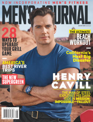 Men's Journal Aug 2018