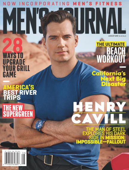 Men's Journal July 16, 2018 00:00