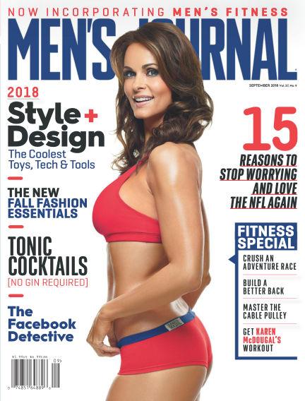 Men's Journal August 20, 2018 00:00