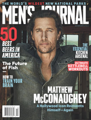 Men's Journal Oct 2018