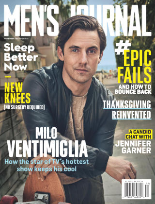 Men's Journal Nov 2018