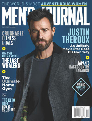 Men's Journal Jan 2019