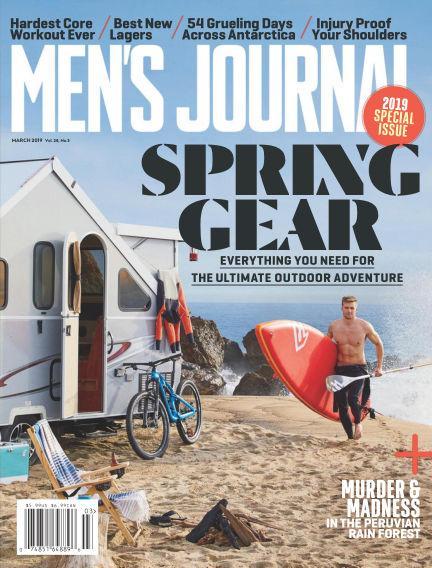 Men's Journal February 22, 2019 00:00